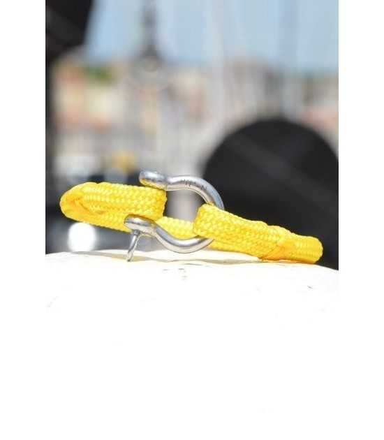 Sextan jaune fil jaune bracelet marin français 4 - CP Pit-n.com - cins.06photography