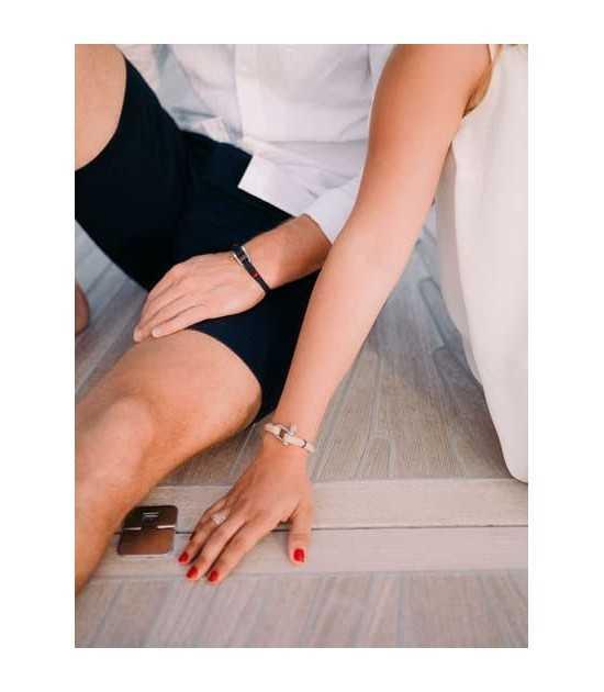 bracelet marin sur mesure pit-n homme femme
