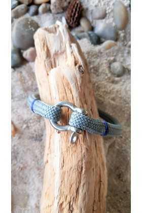 Cabestan Bracelets Marins français Pit'-N Gris TYBR-CABESSD P i t '- N Boutique