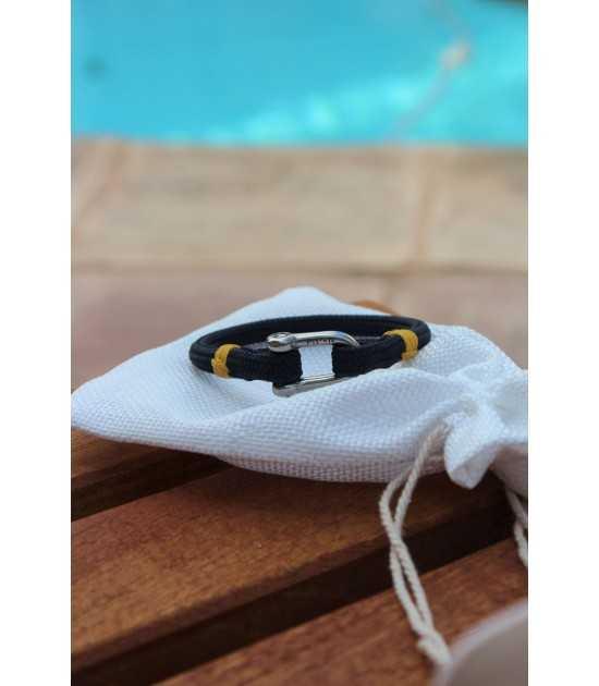 Navigator Bracelets Marins français Pit'-N - Bleu marine TYBR-NAVIGSD P i t '- N Boutique