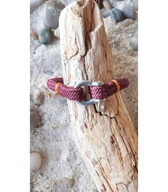 Equinoxe Bracelets Marins français - Bordeaux TYBR-EQUINSD P i t '- N Boutique