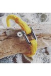 Sextan jaune fil jaune bracelet marin français tradition yachting 1 - CP Pit-n.com