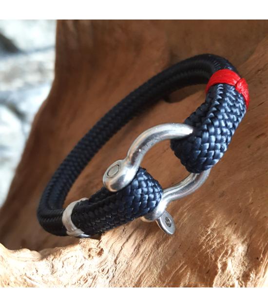 Frenchies Bracelets Marins français Pit'-N TYBR-FRENCSD P i t '- N Boutique