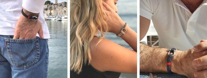 pit-n bracelet marin francais style en ville