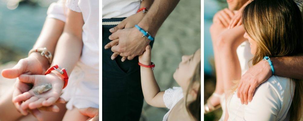 collection transat - riviera - bracelets marins français pit-n.com